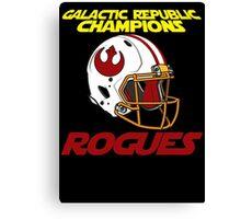 Rogue Champions Canvas Print