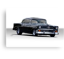1956 Chevrolet Bel Air Hardtop  Canvas Print
