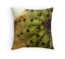 Saguaro Cactus? Throw Pillow