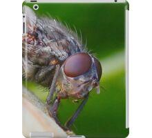 Fly Up Close iPad Case/Skin