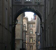 Italian streetscene by angelfruit