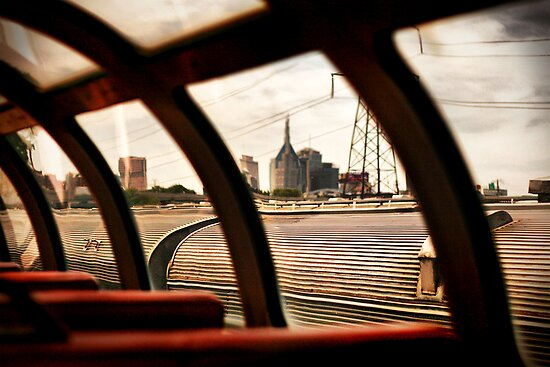 Train'd Eye View of Nashville by CB Creative