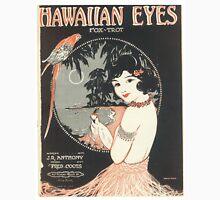 Hawaiian Eyes Unisex T-Shirt