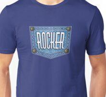 Rocker On Jeans Unisex T-Shirt