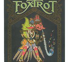 Wajang Foxtrot by musicmanmatt