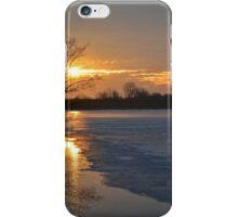 Icy Dawn iPhone Case/Skin