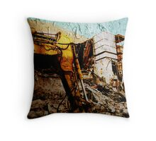 "Memories - The ""Aud"" Throw Pillow"