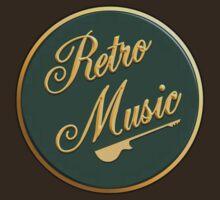 Retro Music  Sign by vikisa