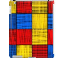 Getting Lost In The Intersections - Study In Abstractions iPad Case/Skin