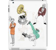 Victorian Bboys iPad Case/Skin
