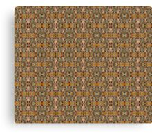 Woolly Canvas Print