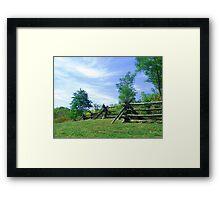 McConnel Springs - Lexington Kentucky Framed Print