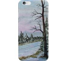 Winter Serenity  SOLD iPhone Case/Skin