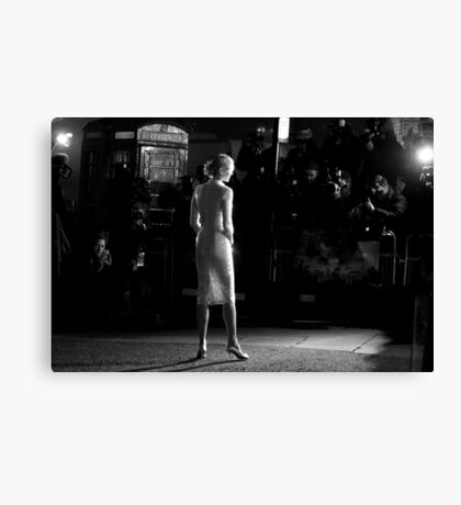 Our Nic Canvas Print