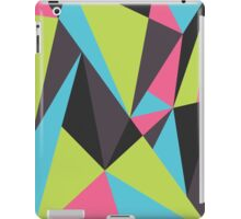 Triangle Composition iPad Case/Skin