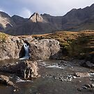 Fairy Pools / Coire na Creiche by Christopher Cullen