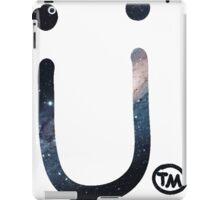 Jack Ü space iPad Case/Skin