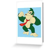 INCREDIBLE HULK (DK) Greeting Card