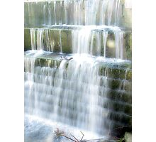 Water in Motion Photographic Print