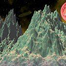 Mountains of Uranium by Dean Warwick