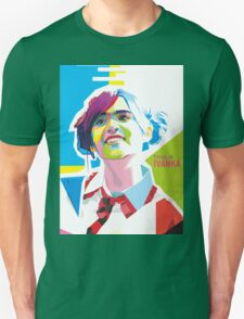 colorful portrait WPAP JKT48  T-Shirt