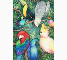 Parrots in the trees T-Shirt