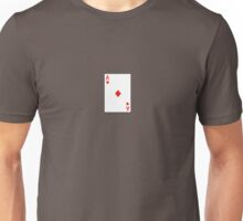 Ace of Diamonds Unisex T-Shirt