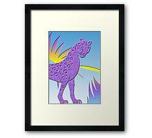 Gepard - Wilcat Framed Print