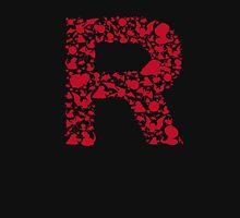 Team Rocket Design Unisex T-Shirt