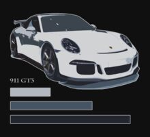 Porsche 911 GT3 by hottehue
