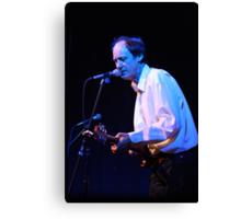 John Otway - Live on Stage Canvas Print