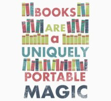 Books Are Magic One Piece - Long Sleeve