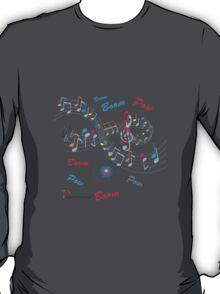 Boom Boom Pow-Music! T-Shirt