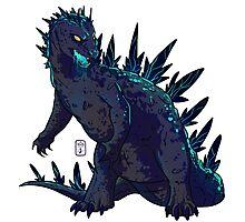 Godzilla Photographic Print