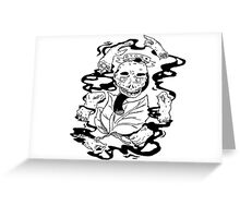 B.Y.O.B. Greeting Card