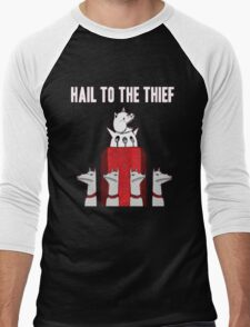 Hail to the Thief Men's Baseball ¾ T-Shirt
