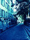 Back alleys by schizomania