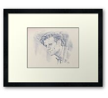 Eleven - Doctor Who Framed Print
