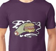 Brain Burger Unisex T-Shirt