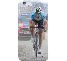 Tom Boonen iPhone Case/Skin