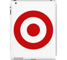 Peruvian Air Force - Roundel iPad Case/Skin