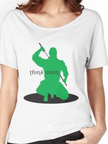 ECO NINJA Women's Relaxed Fit T-Shirt