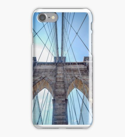 Stone and Wires. iPhone Case/Skin