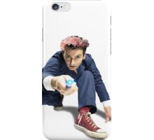 David Tennant Tenth Doctor Who iPhone Case/Skin