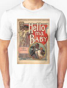 Hello, My Baby T-Shirt