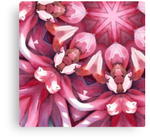 Blooming Luvverly ... Canvas Print