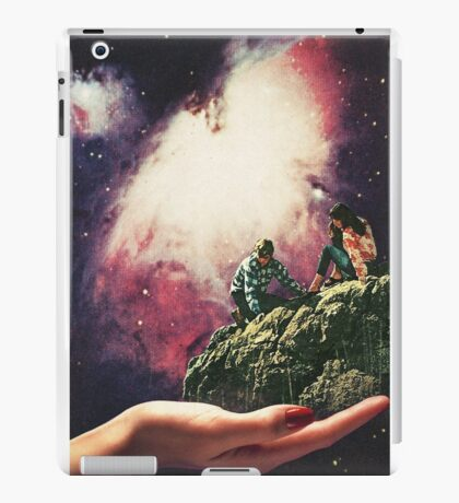 DON'T LOOK DOWN. iPad Case/Skin