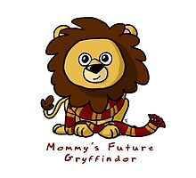 Mommy's Future Gryffindor by mikaelaK
