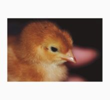 Fuzzy Easter Chick my hiney! I'm getting feathers! Kids Clothes
