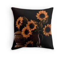 Thoughts of Autumn Throw Pillow